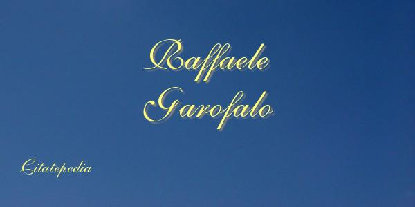 raffaele garofalo Founders: joseph gall, johann spurzheim, jk lavater, cesare lombroso,  enrico ferri, raffaele garofalo, ernest hooten, charles goring most important.
