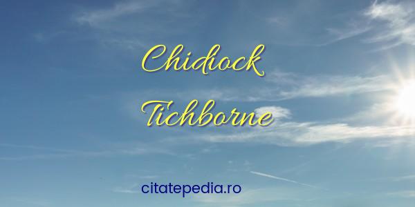 chidiock tichborne