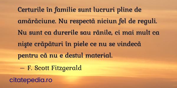 Citaten Familie : Citate similare cu certurile în familie sunt lucruri