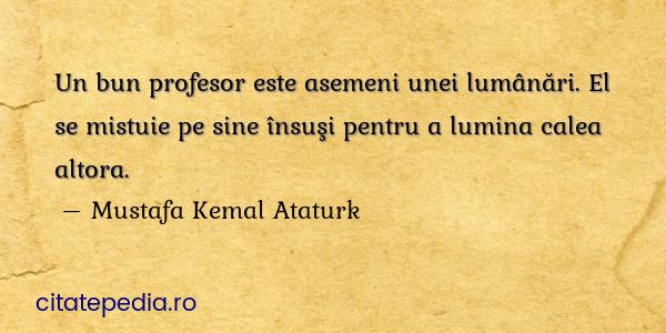 Citate Similare Cu Un Bun Profesor Este Asemeni