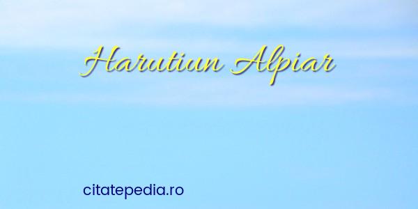 Harutiun Alpiar