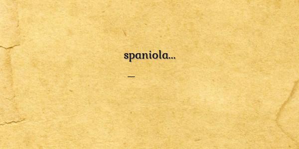 citate in spaniola Citate despre spaniola citate in spaniola